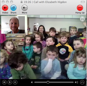 Mrs.Higdon's Preschool class