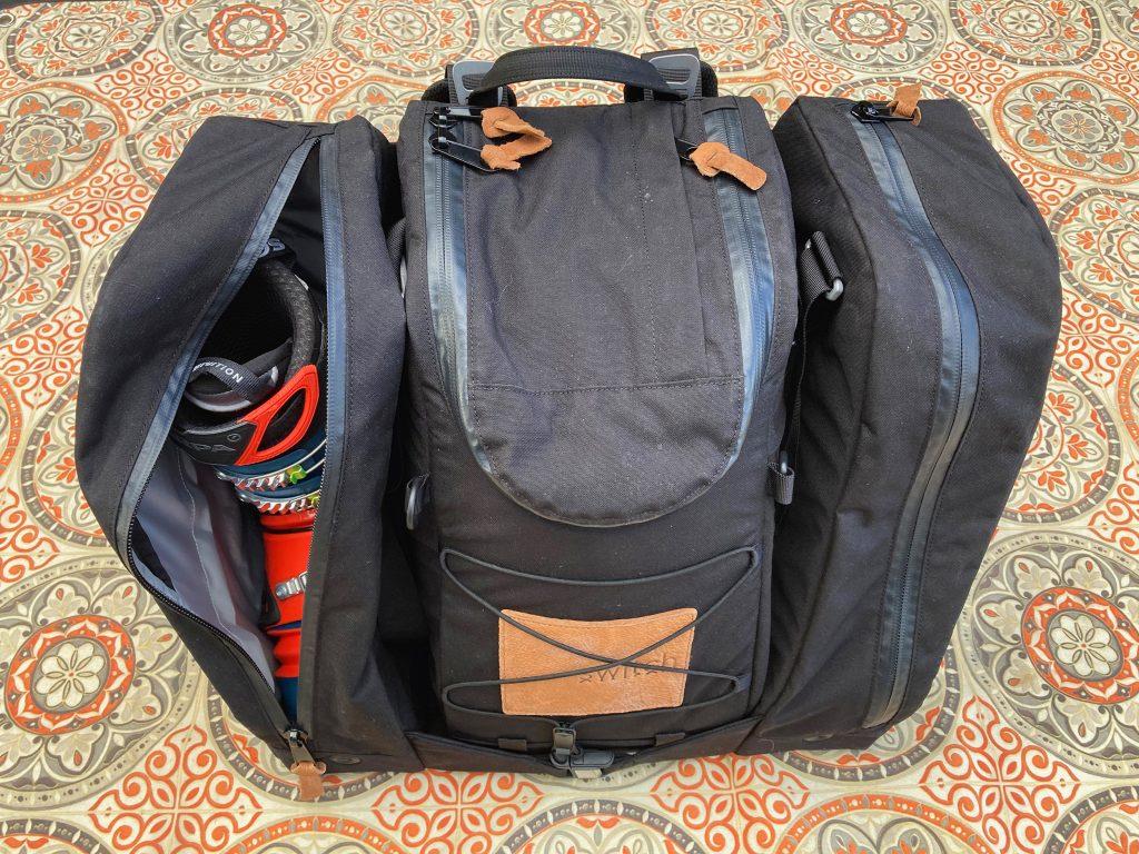 Switch Designs Ski Boot Bag